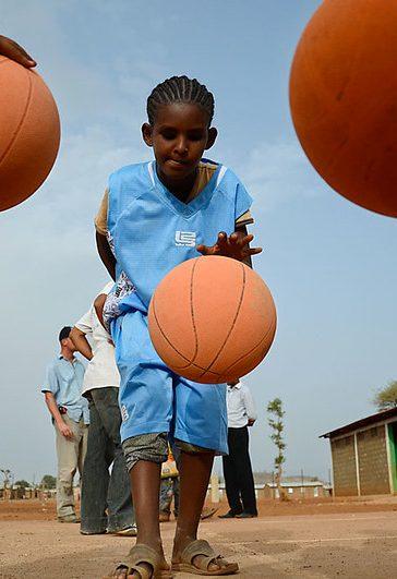 Improving mental health through sport in Africa