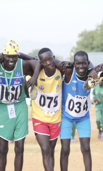 YES for Peace : youth empowerment through sport