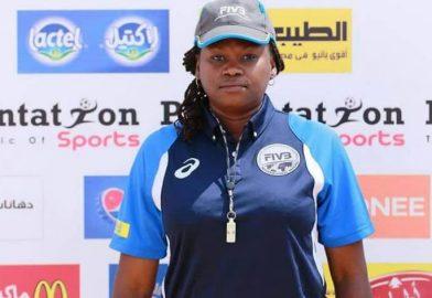 Djatougbe Nathalie Noameshie (volleyball)