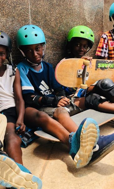 Explore the skateboarding culture in Ghana with Surf Ghana