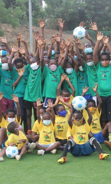 A la découverte de Play Soccer Ghana