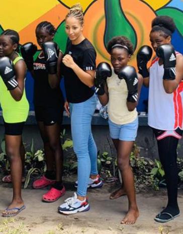 Boxer les préjugés na Congo